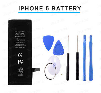 Genuine Original Gmz Replacement Battery For IPhone 5 5g Full Capacity 1440 mAh