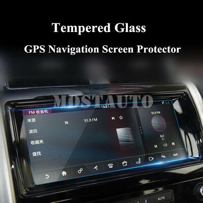 """For Land Rover Discovery 5 L462 10.2"""" GPS Navigation Screen Protector 2017-2018"""