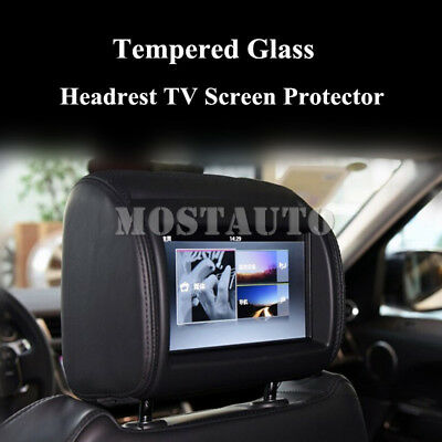 For Land Rover Range Rover & Discovery 2X Car Seat Headrest TV Screen Protector