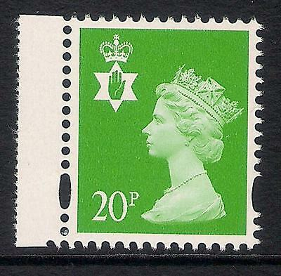 Northern Ireland 1998 NI80 20p photo. right band perf. 14 booklet stamp MNH