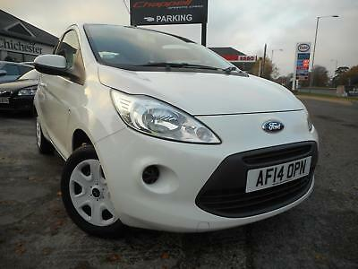 Ford Ka 1.2 Edge 3Dr  Lady Owner FSH 30000m with A/C & £30 tax