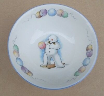 ROYAL DOULTON The Snowman Gift Collection Bowl