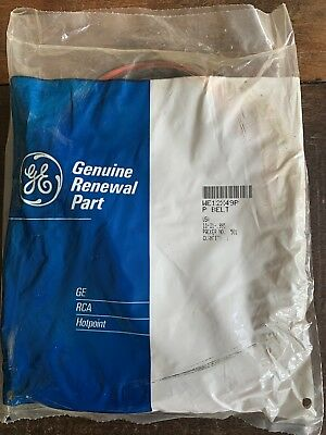 WE12X49, WE12X0049 Genuine OEM GE Dryer Drum Belt NEW!