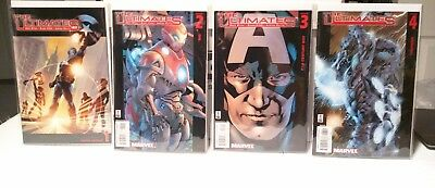 Ultimates #1-13, Annuals, Ultimates 2 #1-13, Ultimates 3 #1-5