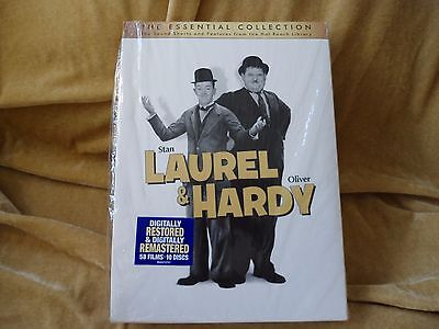 Laurel & Hardy: The Essential Collection (1929-1940) [10 Disc Region: 1 DVD]