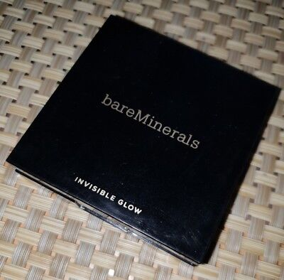bare Minerals Invisible Glow Powder Highlighter FAIR TO LIGHT