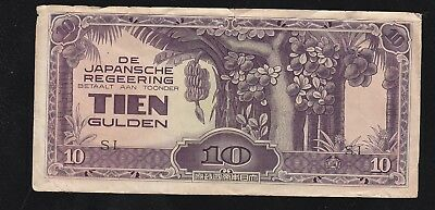 Japon 10 Gulden