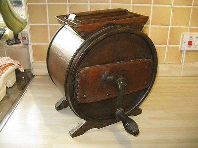 Antique Wooden Butter Churn
