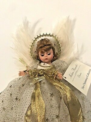Madame Alexander Tree Topper Heavenly Angel #19610 Treetop