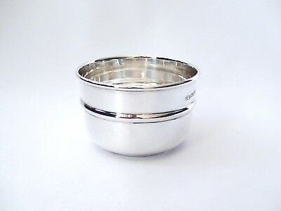 Solid Silver Salt 1933