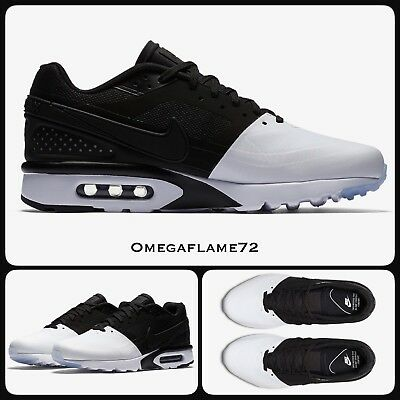 meet 60ecb 0a746 real nike air max bw ultra se black white 844967 101 uk 7.5 eur 42 13464