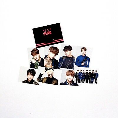 [BTS]Official Goods-On Stage Epilogue Official Photos/Full Set/Mint Condition