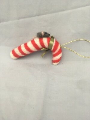 Hand made Needle Felted Christmas Tree Ornament