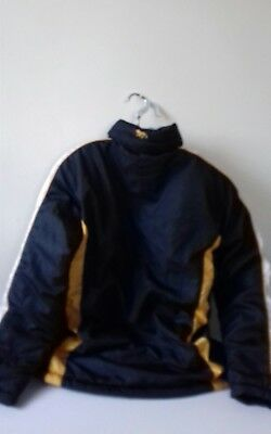 Boys 33-34 in Chest Cosy & Warm NEW Padded Sports Jacket F/Ball Games Outdoors