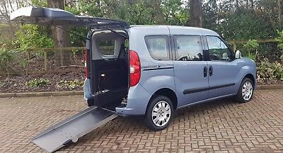 2012 62 Fiat Doblo Mylife 1.4L  ####  Wheelchair access disabled vehicle