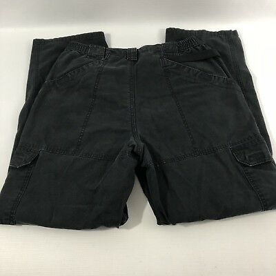 511 5.11 Tactical Series Black Cargo Pants Utility Military Police Size 34 x 32