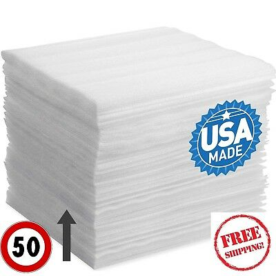 Foam Wrap Sheets Shipping Dishes China Glassware Fragile Thick Protection Moving