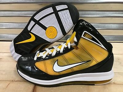 NIKE AIR MAX Hyperize March Madness Pack Shoes Yellow Black