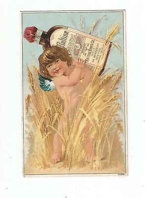 Victorian Trade Card for Maltine Medical Remedy for Many Aliments