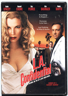 L.A. Confidential (DVD, 1998) **BRAND NEW**