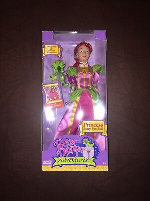 Pocket Dragon Adventures Princess Betty Bye Doll