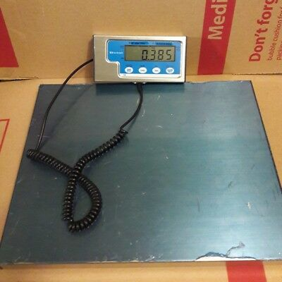 Brecknell Portable Bench Scale, 30 lb 15 kg must see 12x15 scale