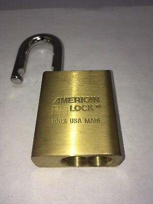 American Lock Padlock Series 3560 SFIC without Core
