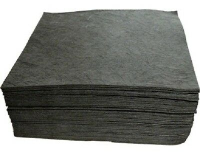 General Purpose Absorbent Pads Std Duty 45 x 45cm 57L Capacity (PACK OF 100)