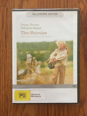 The Shiralee Collector's Edition (DVD) New & Sealed Bryan Brown Rebecca Smart