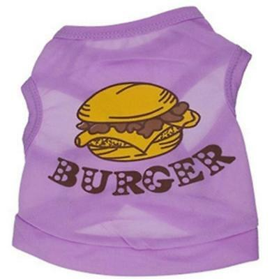 """Burger"" Small Dog Shirt"