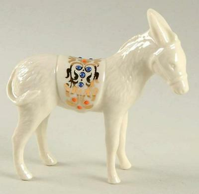 Lenox ~ CHINA JEWELS Nativity DONKEY ~ NEW in Box First Quality