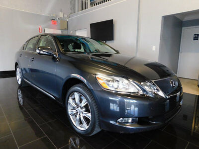 2008 Lexus GS 350 4dr Sedan AWD UPER LOW MILES AWD NAV HEATED AND COOLED SEATS WARRANTY FREE SHIPPING IN US