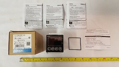Omron E5CN-R2MT-500 Temperature Controller Multi-Range 100-240VAC - New