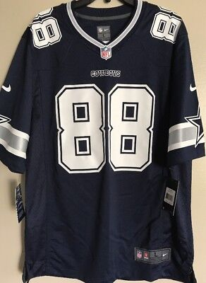 71a462edc NFL Dez Bryant  88 Dallas Cowboys Nike Limited Men s Jersey - Navy Sz L NEW