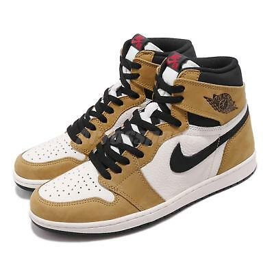 1ff9c2ce85438f Nike Air Jordan 1 Retro High OG Rookie of The Year ROTY Gold Harvest 555088-