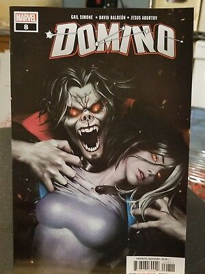DOMINO #8   Incredible Cover by GANG HYUK LIM    SOLD OUT  First Print     NM