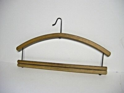 Antique Wooden Clothes Hanger