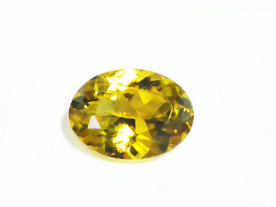 Chrysoberyl Golden Yellow 0.69 Cts - Natural Ceylon Loose Gem - 15828
