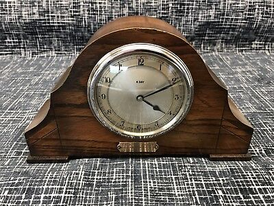 Vintage Smiths Clock, Fully Working, 1936, Lovely Condition.
