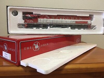 Austrains Nr 109 The Ghan New In Box Suit Auscision Southern Rail Sds
