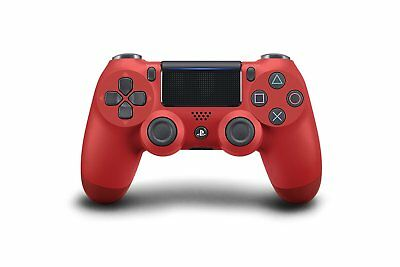 Sony Controller Dualshock V2 Ps4 Playstation 4 Nuovo Rosso Red Wireless