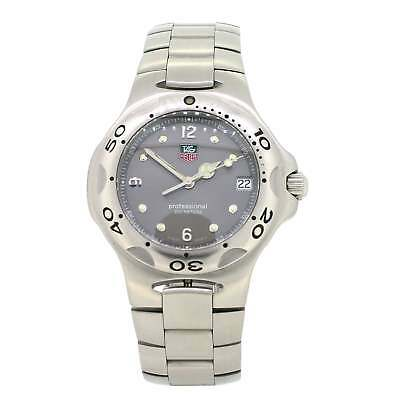 804da3895cd GENTS TAG HEUER Pre Owned Watch Tag Heuer Aquaracer Ref WAP1111 Box ...