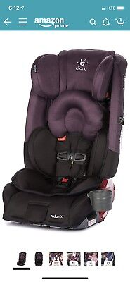 Diono radian rxt convertible car seat to booster