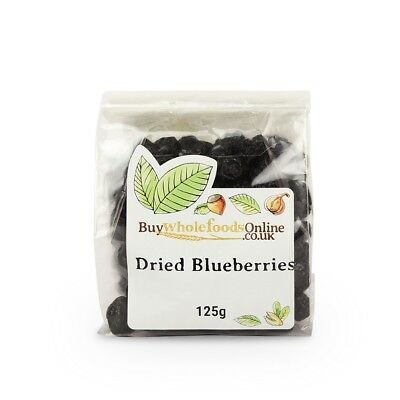 Dried Blueberries 125g