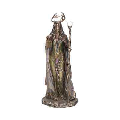 Keeper of The Forest Pagan Wiccan Figurine Ornament Statue Decor Bronze Nemesis