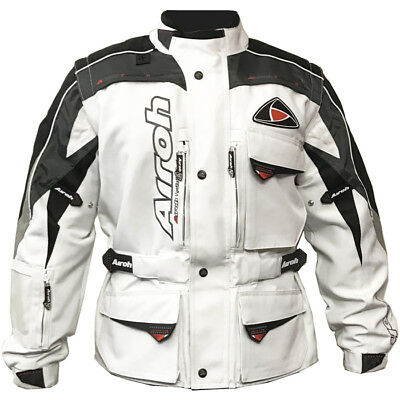 GIACCA OFF-ROAD AIROH Tg. M-XL