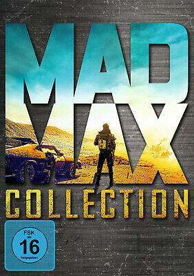 Mad Max Collection - (DVD)