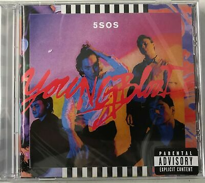 5 Seconds Of Summer (5SOS) - Youngblood (CD) New Sealed Free P&P