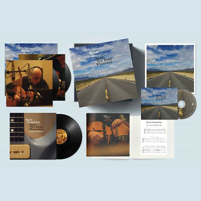 Mark Knopfler - Down The Road Wherever, Org 2018 Eu Dlx Ltd Edn 3Lp + Cd Box Set
