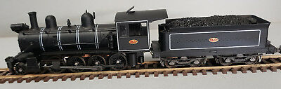 LFS-100 Victorian V-Class 2-8-0 Steam loco, Linkline-Frat1